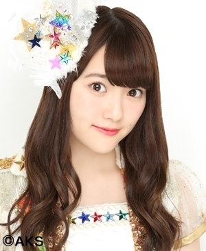 Kimoto Kanon in SKE48's Magical Radio 3 Japanese TV Show (2013)